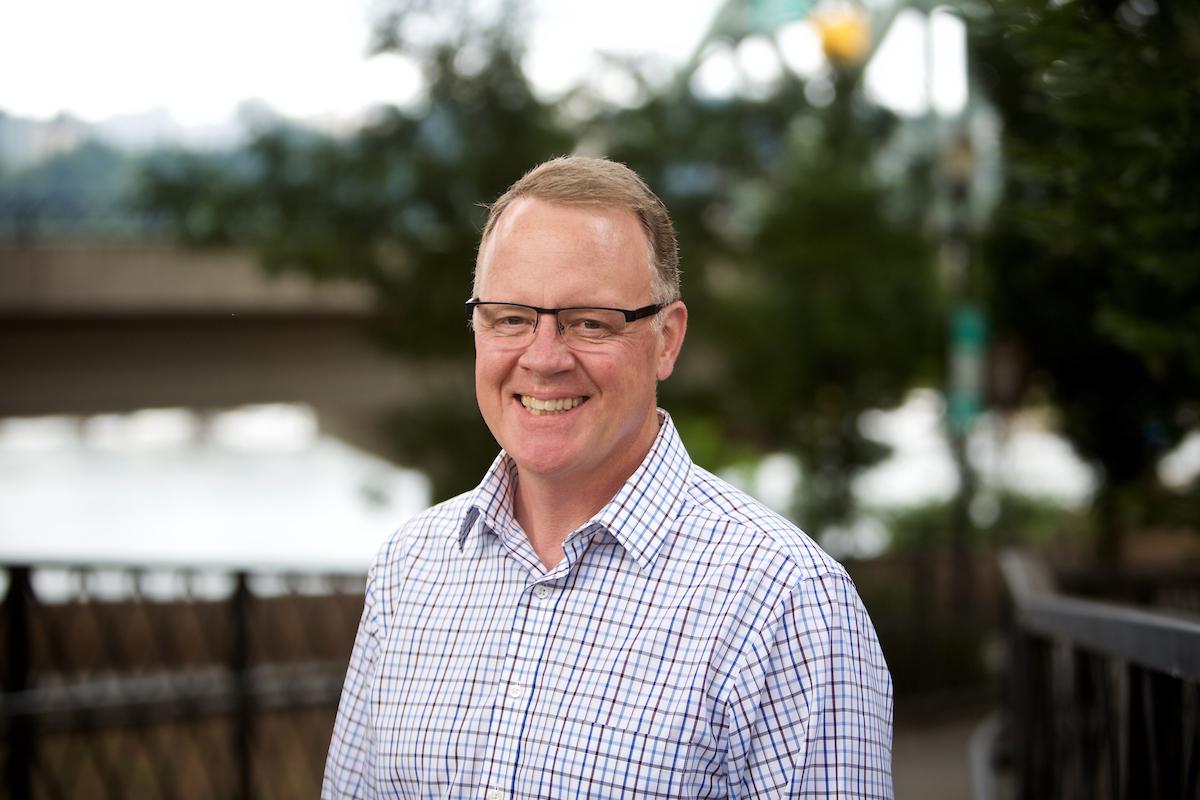 Portland Media Expert Pat Dooris